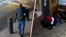 Ladrón irrumpe en un Popeyes y sale con $2,000