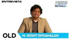 M. Night Shyamalan, el director de 'El Sexto Sentido', regresa con su nueva película de terror 'Old'