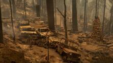Cenizas, destrucción y pérdidas millonarias: miles de damnificados dejan al menos 16 incendios forestales en California