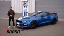 Ford Mustang Shelby GT350 2019 | Prueba A Bordo completa