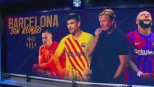 Técnicos que suenan para el Barcelona en caso de que salga Koeman