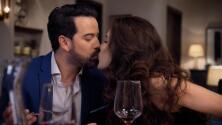 Regina y Patricio le dijeron adiós a su soledad con una romántica cena