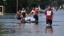 Un grupo de abogados brinda ayuda legal gratuita para los afectados de Harvey en Texas