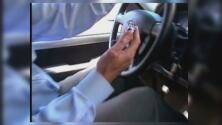 Georgia endurece sus leyes contra conductores que utilizan su celular al volante
