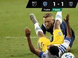 Sporting KC sacude a los Earthquakes con gol de último minuto