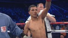 El 'Hitman' Chris Avalos derrotó a Yasutaka Ishimoto por knockout técnico