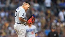 Julio Urías pierde tras recibir paliza de Padres con Dodgers