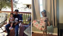Alyssa Laymen, la niña hispana que murió atrapada en un carro bajo 16 pies de agua