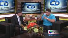 El boxeador Gerardo Yahuaca habla sobre su amor al deporte