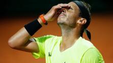 Sorpresa en Roma: Schwartzman elimina a Nadal en dos sets