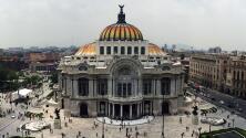Un adelanto al espectáculo que se llevará a cabo en el Palacio de Bellas Artes