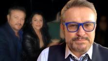"""""""Me quito por amor"""": Arturo Peniche no sabe si la separación de su esposa será para siempre"""