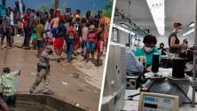 Maquiladoras aseguran estar en capacidad de emplear a migrantes haitianos en México