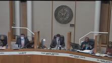 Discuten en el condado de Dallas sobre la modificación del mapa de representación de los distritos