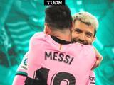 Guardiola revela que Sergio Agüero jugará con Messi en Barcelona