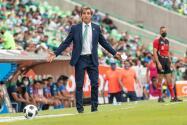 Almada revela que Alessio Da Cruz no ha podido ni entrenar con Santos