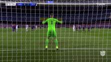 ¡GOOOL! Cristiano Ronaldo anota para Juventus.