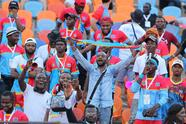 Soccer Football - Africa Cup of Nations 2019 - Group A - DR Congo v Uganda - Cairo International Stadium, Cairo, Egypt - June 22, 2019 General view of DR Congo fans inside the stadium during the match REUTERS/Suhaib Salem
