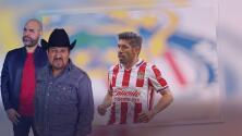 Oribe Peralta revela cómo se encuentran Las Chivas y calienta el clásico contra el América