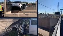 Disputa entre conductores termina con un hombre herido de bala cerca de la Avenida 43 y Peoria