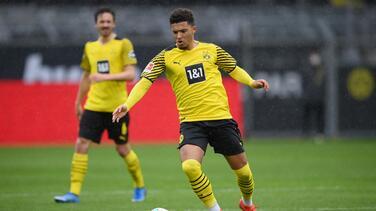 United tendría acuerdo por Jadon Sancho con el Dortmund