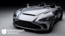 Tienes un millón de dólares, ¿te comprarías este Aston Martin V12 Speedster de cielo abierto?