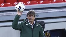 Manuel Pellegrini no quiere irse del Betis