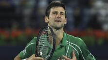 """Novak Djokovic cree que las condiciones para el US Open son muy """"rigurosas"""""""