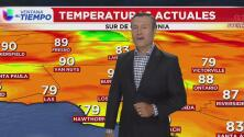 Se esperan temperaturas cálidas para este fin de semana en California