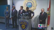 Despiden agentes de policía por presunto racismo