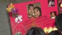 Asesinan a una pareja afuera de su vivienda en Long Beach y la policía busca al sospechoso