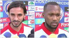 Los jugadores de Costa Rica creen que México no sentirá las ausencias por lesión