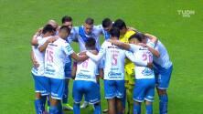 Resumen del partido Puebla vs Mazatlán FC