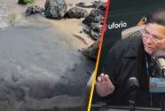 Cierran balneario de Escambrón por alta contaminación fecal