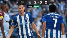 Sin 'Tecatito', el Porto ganó en el inicio de la Liga de Portugal
