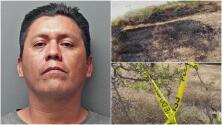 Revelan detalles del caso de tres personas que fueron halladas calcinadas y mutiladas en Fort Worth