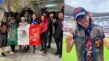 Álex Lora y su banda el Tri, criticados por concierto de medio tiempo en la final entre Cruz Azul y Santos Laguna