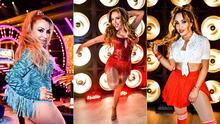 📸 Sensual y atrevida: Los 'looks' de La Bronca en su paso por Mira Quién Baila