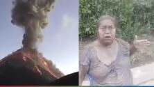 (Video) Devastadoras imágenes de la erupción del volcán de Fuego en Guatemala
