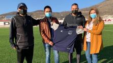 Revientan a 'Gullit' Peña tras fichar con equipo de 3a división