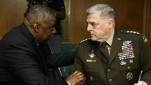 Senadores cuestionan al alto mando militar sobre la caótica retirada de Afganistán