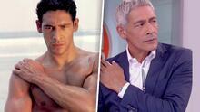 A Johnny Lozada le tocó estar en el recuento del antes y después de los famosos
