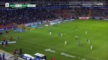 Resumen del partido Querétaro vs América