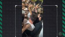 Lionel Messi enloquece a Miami en sus vacaciones