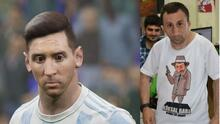 La polémica imagen de Messi en nuevo videojuego de futbol