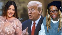 Denise Bidot reacciona a publicación que asegura rompió con Lil Wayne porque apoyó a Donald Trump