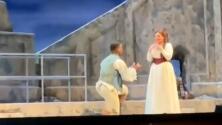 Ópera de San Francisco termina con una romántica propuesta de matrimonio