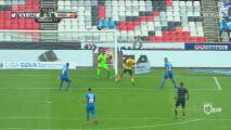 Gol de Morelia, gol de Edison Flores tras tibia marca de Aguilar