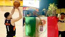 """""""Devin Booker representando a la raza"""": fanáticos se identifican con el jugador de los Phoenix Suns por sus raíces"""