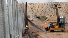 Al menos 15 empresas hispanas se han postulado para construir el muro entre México y EEUU